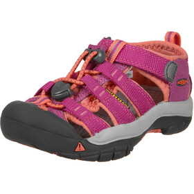 Keen Newport H2 Chaussures Adolescents, berry/coral
